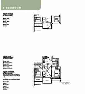 Forett-Singapore-floor-plan-2-bedroom