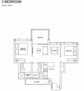 Hyll-on-Holland-floor-plan-2-bedroom