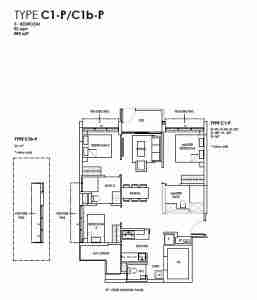 Provence-Residence-EC-site-plan-legend