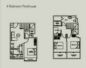 tedge-singapore-floor-plan-4-bedroom-penthouse