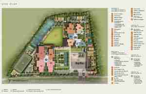 the-avenir-singapore-site-plan